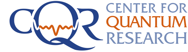 Center for Quantum Computing Logo